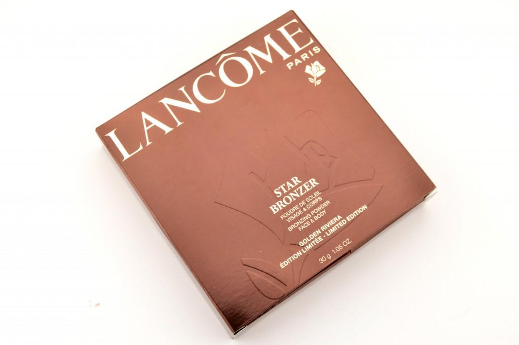 Lancôme Golden Riviera, Star Bronzer, Bronzer, Lancome, Self Tanner, Tan, Sunkissed