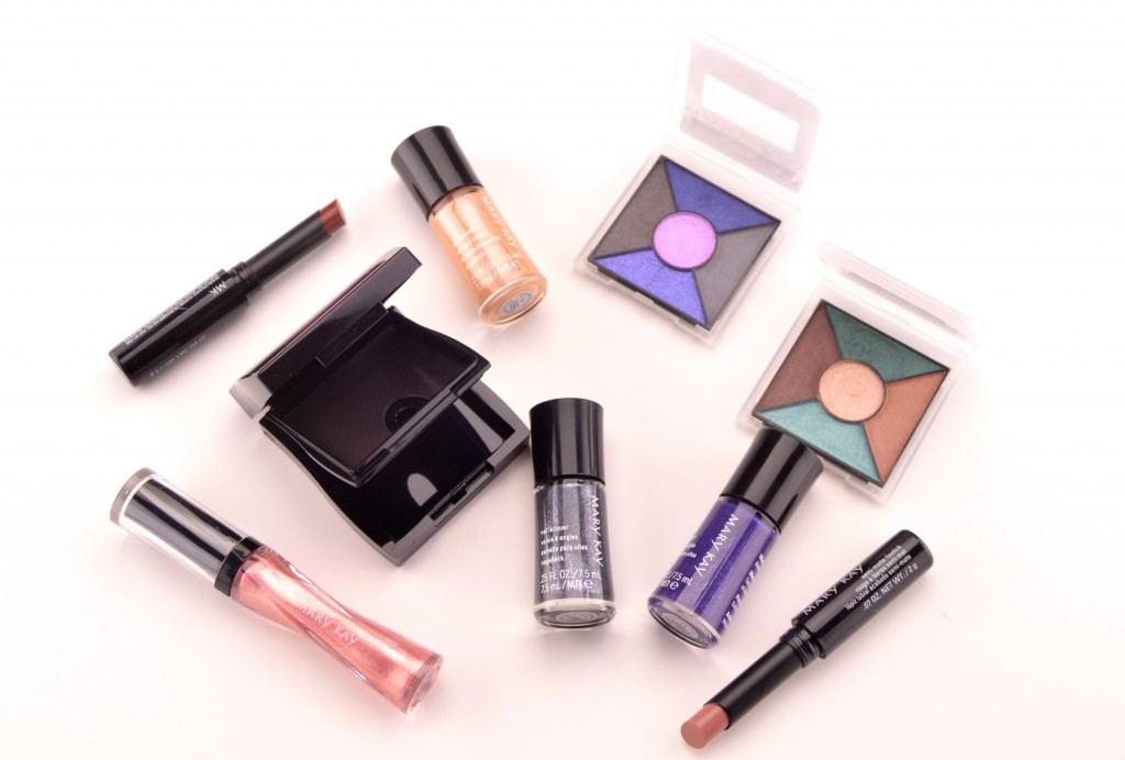 Mary Kay Limited Edition Midnight Jewels Collection Review