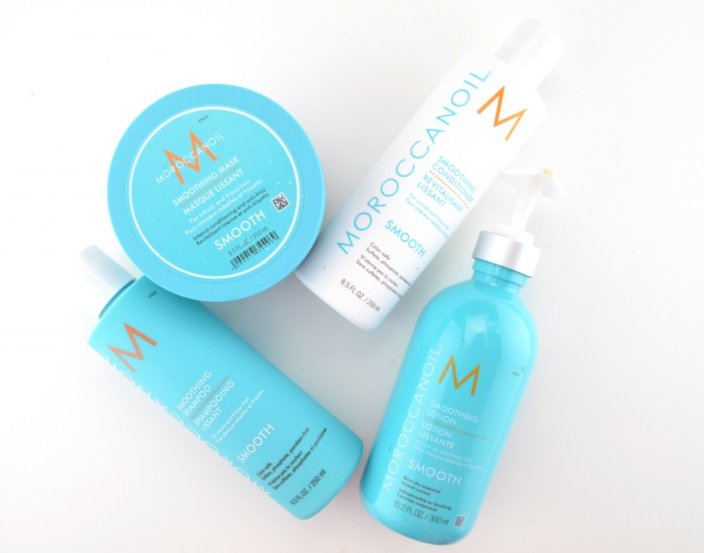Moroccanoil Smooth Collection  (1)