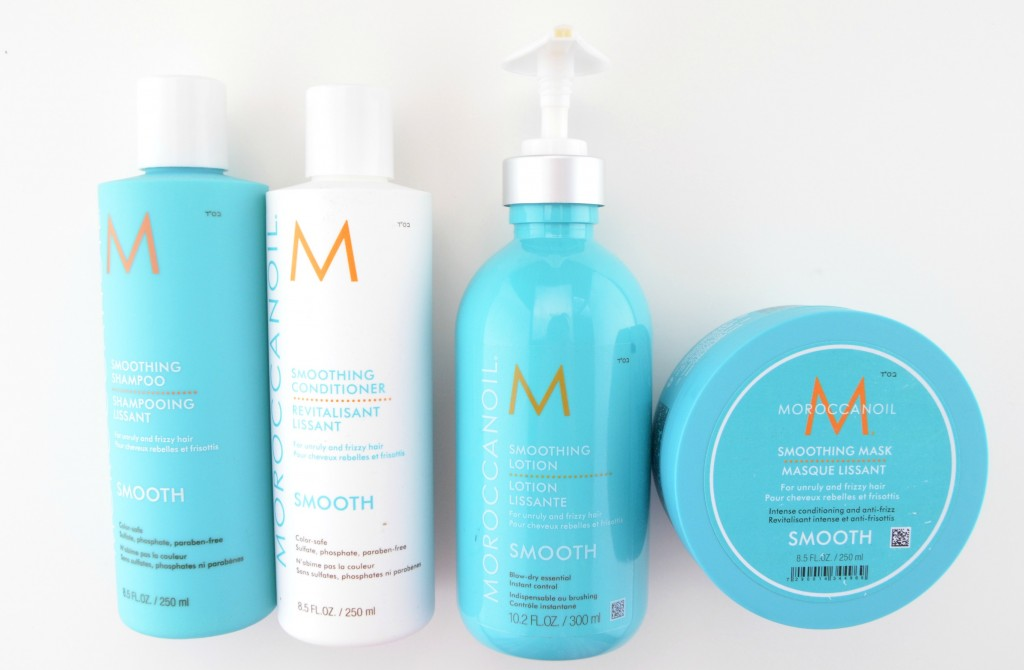 Moroccanoil Smooth Collection Review