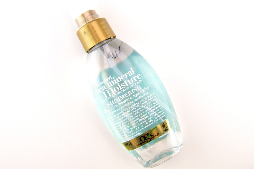 OGX Quenched Sea Mineral, Shimmery, Replenisher, Canadian Beauty Blogs, The Pink Millennial, Ontario Blog, Makeup code, business casual for women