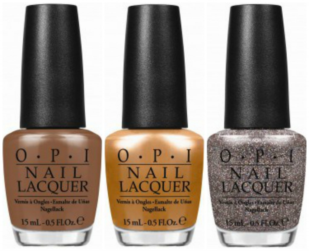 OPI Nordic Collection  (2)