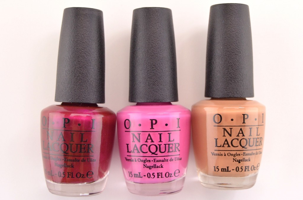 OPI Nordic Collection  (5)