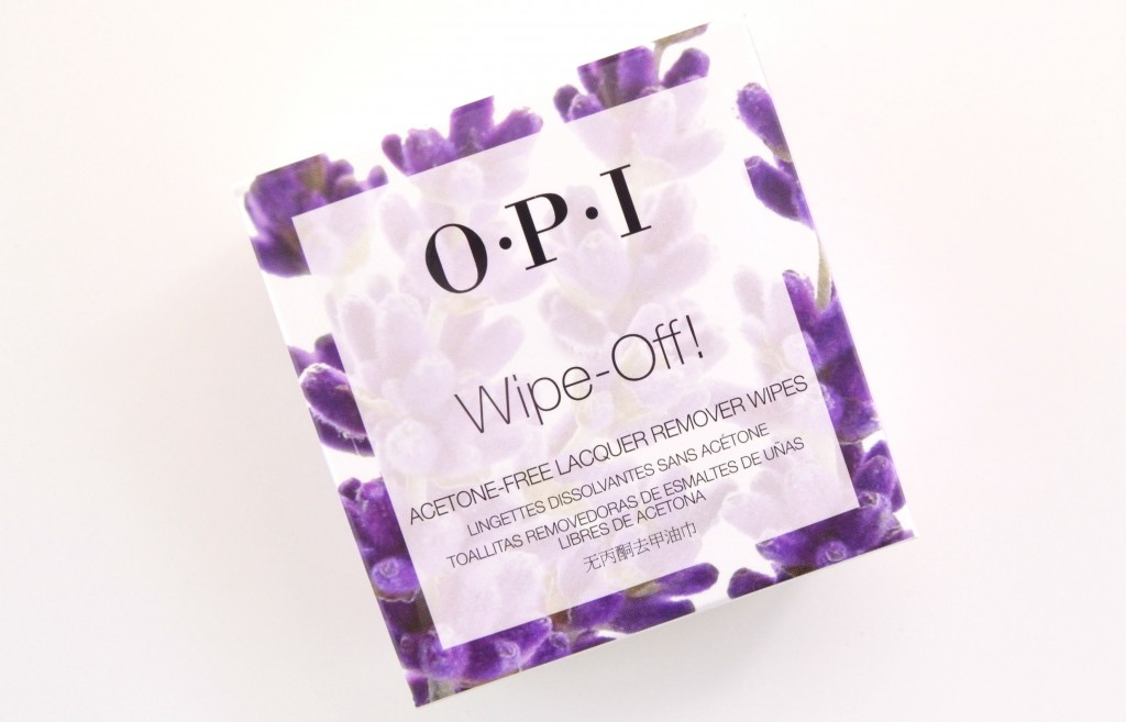 OPI Wipe-Off! Review