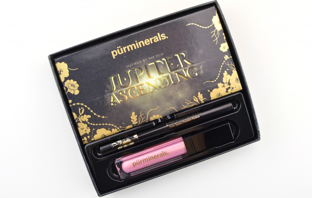 Pür Minerals limited edition, special collection, fall 2014 trends, hot pink lipgloss, smoky eyes, jupiter, mineral makeup, cosmetics