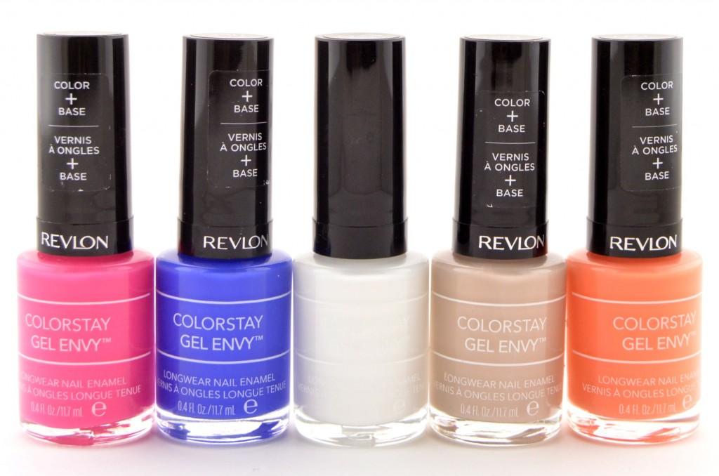 Revlon Colorstay Gel Envy Longwear Nail Enamel Review
