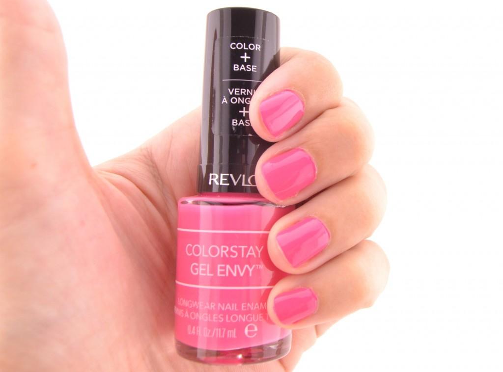 Revlon Colorstay Gel Envy Longwear Nail Enamel in Hot Hand