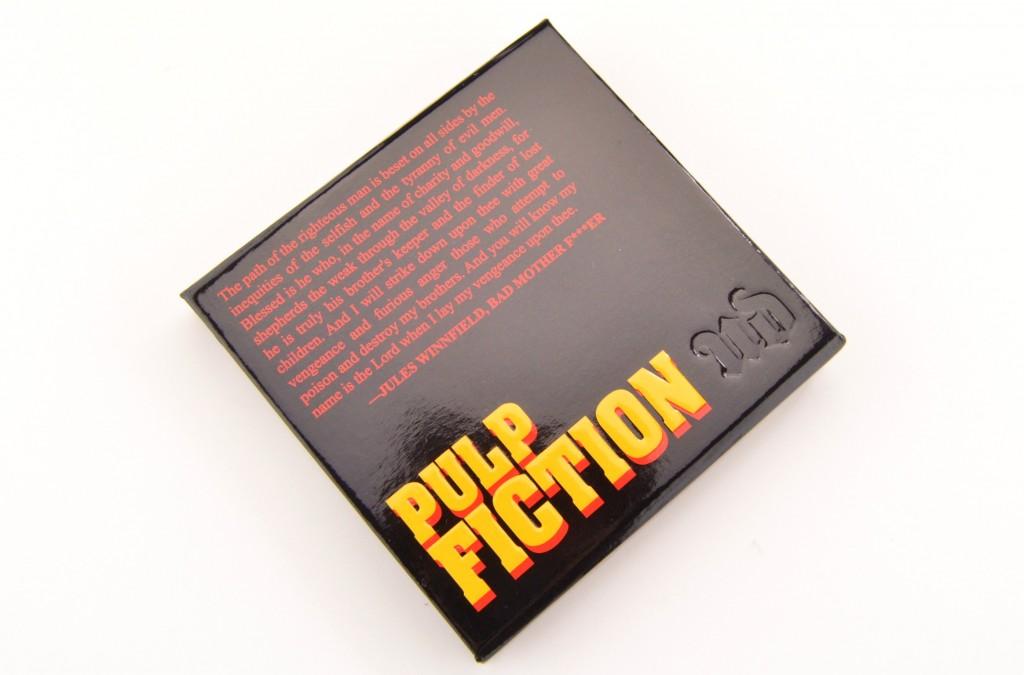Urban Decay, Pulp Fiction, Eyeshadow Palette, limited edition, urban decay pulp fiction, smoky eye, brown shadow