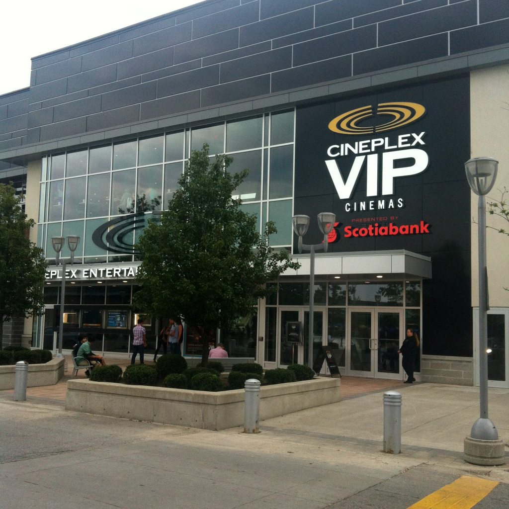 Cineplex VIP Cinemas Don Mills (1)