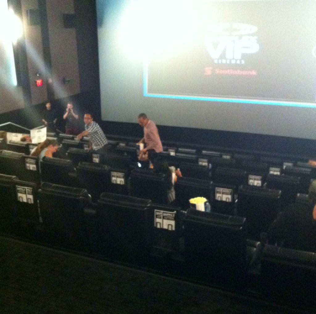 Cineplex VIP Cinemas Don Mills (10)