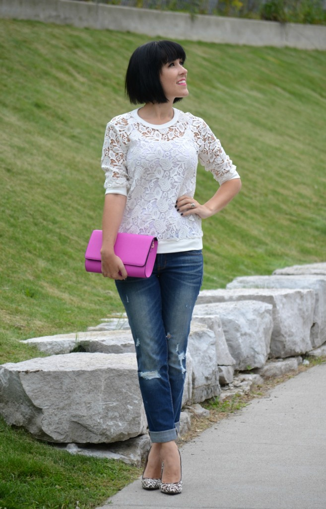 Lace Sweater (3)