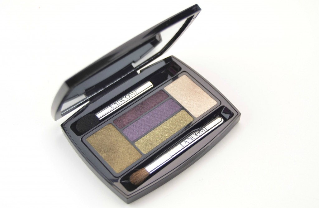 Lancôme, French Idole, Fall Collection, Lancôme Hypnose Palette Malachite & Amethyst , purple shadow, eyeshadow, green eyeshadow, blogger, canadian blog