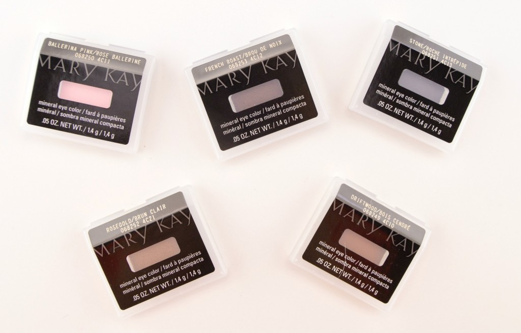 Mary Kay Mineral Eye Color Eyeshadow Summer 2014 Review