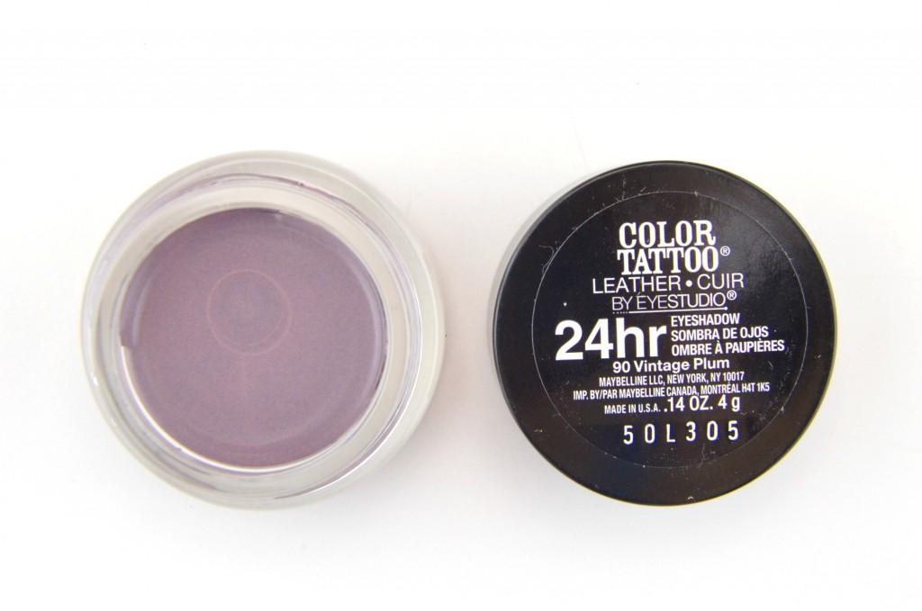 Maybelline EyeStudio Color Tattoo 24hr Eyeshadow Leather  (2)