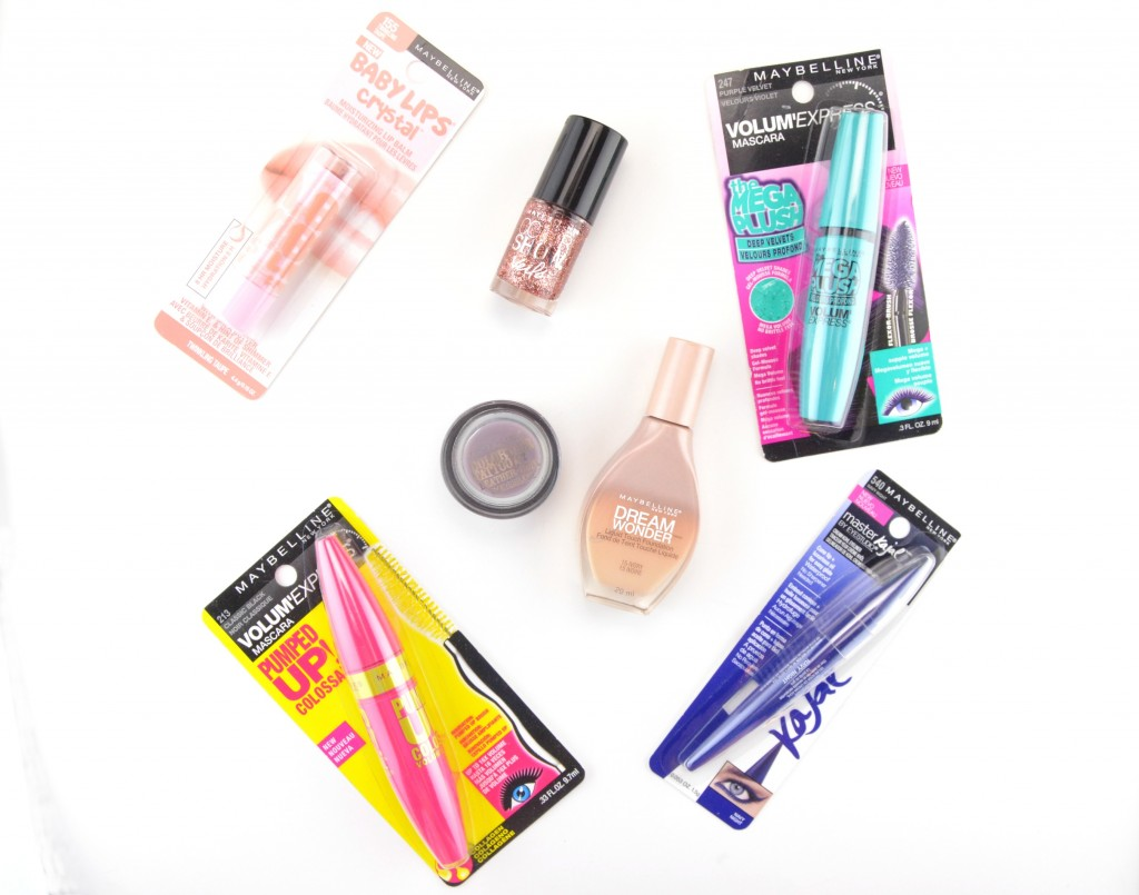 Maybelline Must Haves