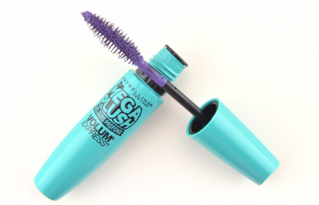 Maybelline Volum'Express The Mega Plush Deep Velvets Mascara  (3)