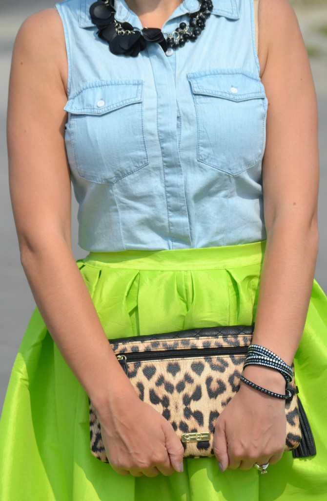 Neon Skirt (10)