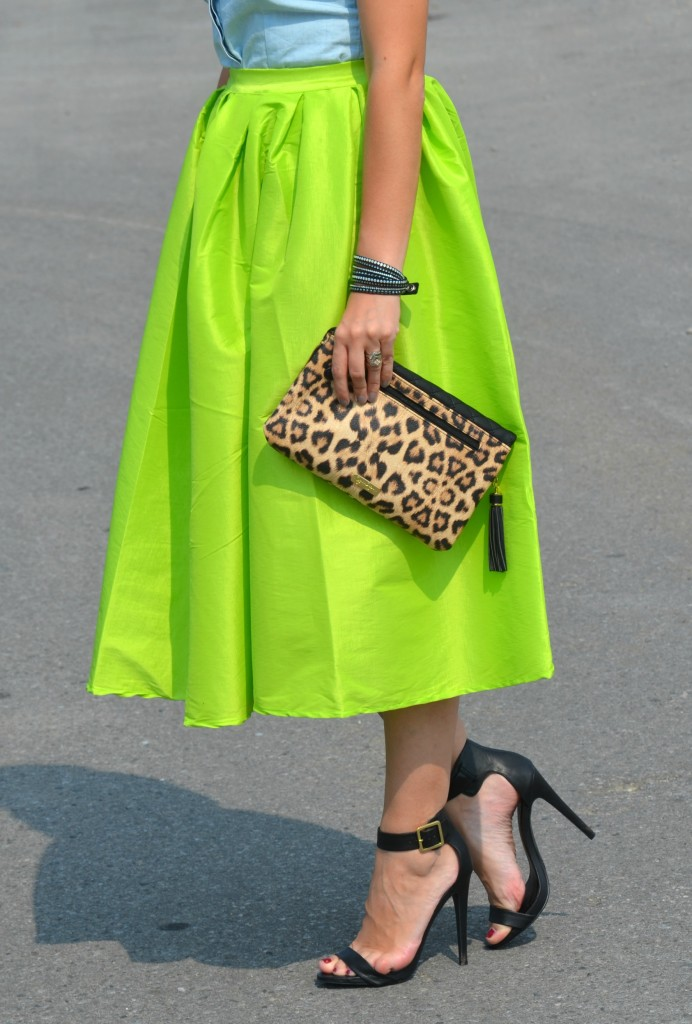 Neon Skirt (9)