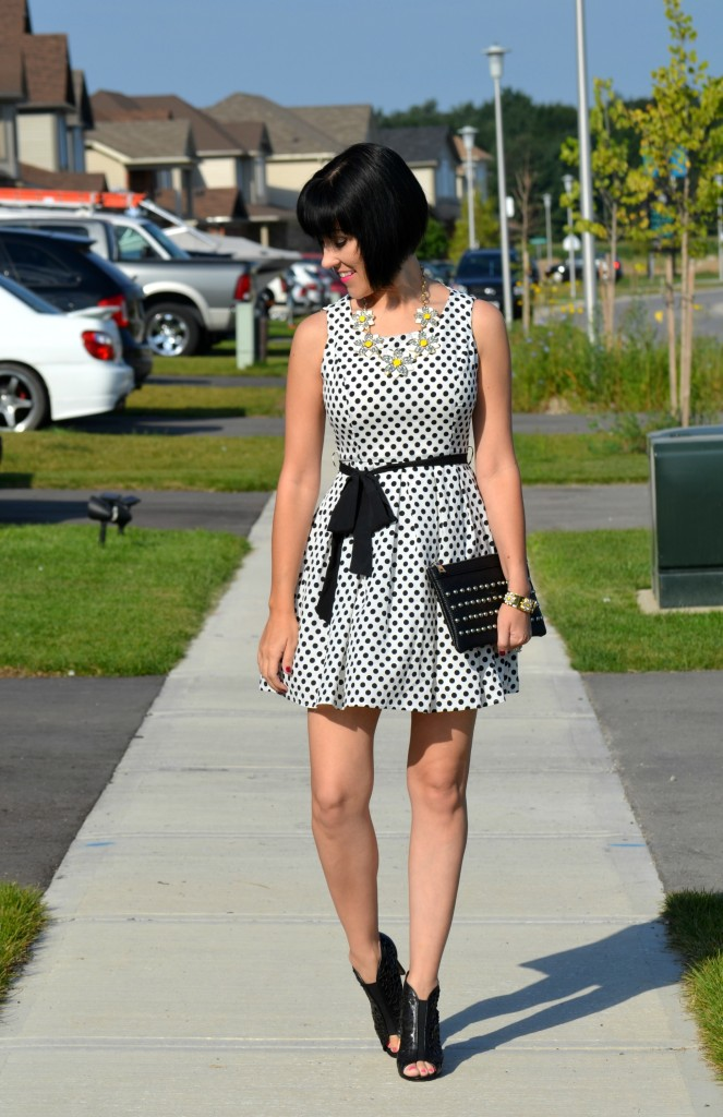 spots, Blogger, Fashion Crimes, Spring Fashion, Latest Fashion Trends, Fashion Tips, Toronto Blog, What I Wore, Crimes of Fashion, Summer Outfits