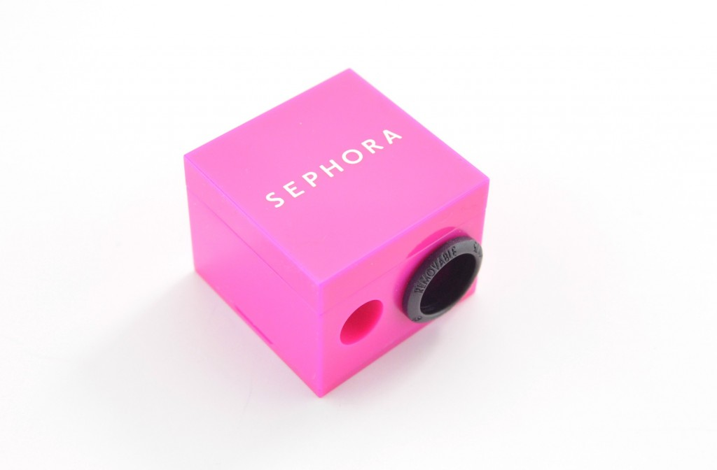 Sephora Collection Look Sharp Pencil Sharpener (2)