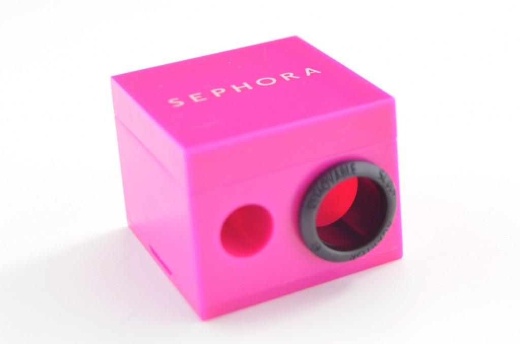 Sephora Collection, Look Sharp, Pencil Sharpener, Pink Sharpener, Sephora, pink
