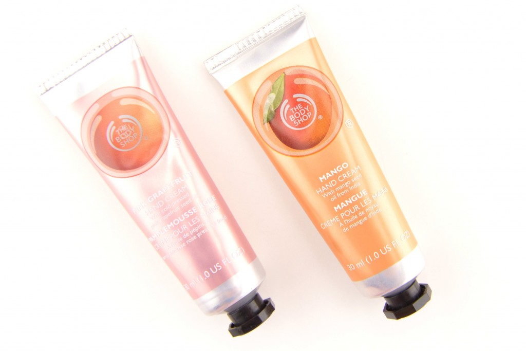 The Body Shop, Hand Cream, Review, Swatch, Swatches, Makeup Reviews, Cosmetics Swatches, Tester, Test, Blogger Review