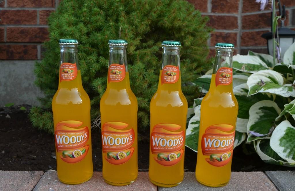 Woody's Mango & Passionfruit