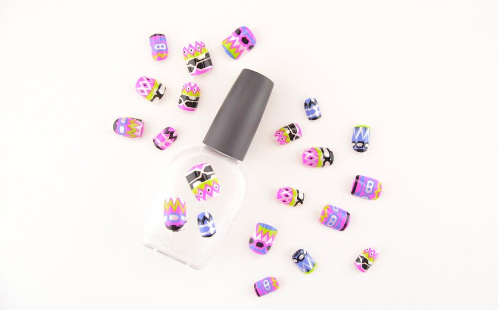nail review, impress, manicure, press on, mani