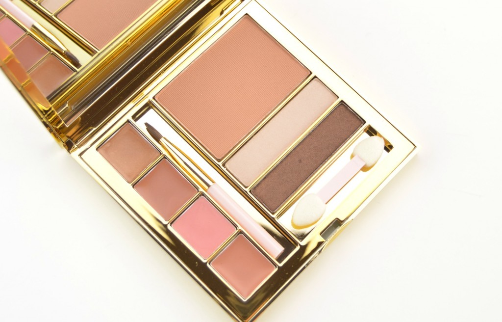 Aerin Weekend Palette, Weekend eyeshadow, 3 in 1 palette, aerin, estee lauder grand-daughter, pink lip gloss, rose blush, bronzer, beauty blogger, makeup blog