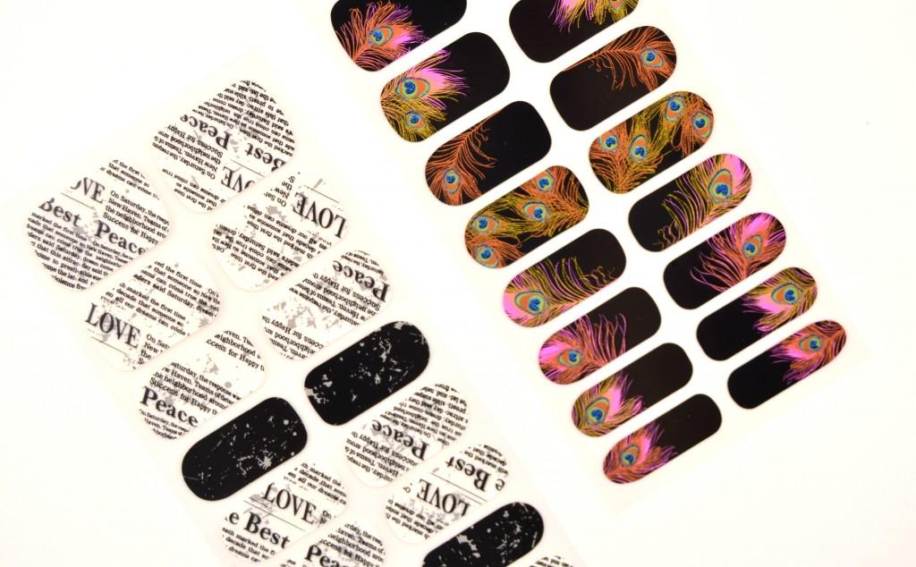 Avon Nail Art Design Strips  (3)