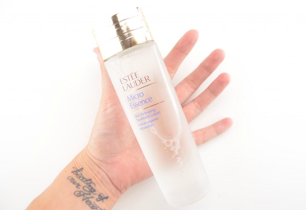 Estée Lauder Micro Essence Skin Activating Treatment Review