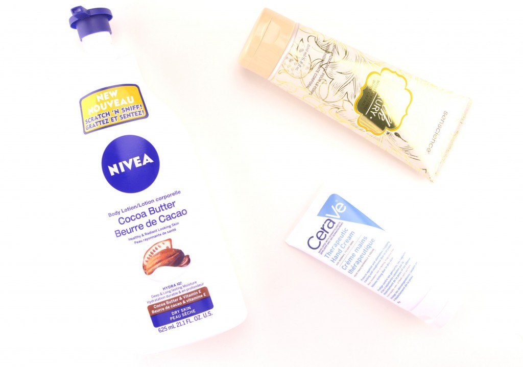 Favourite Body Lotions for Winter