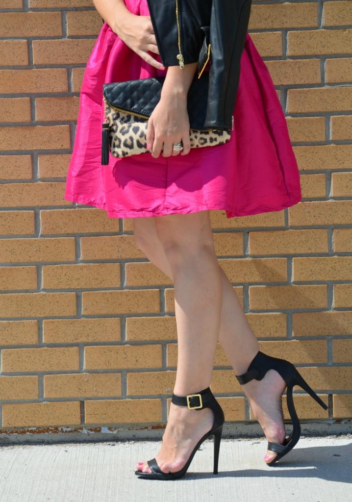 Hot Pink Skirt (10)
