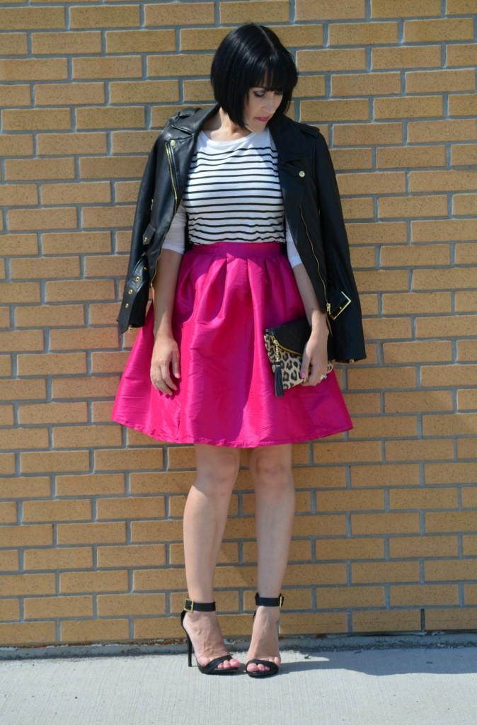 Hot Pink Skirt (6)