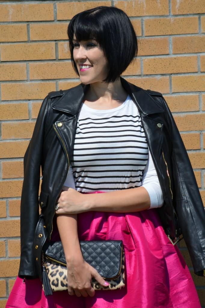 Hot Pink Skirt (8)