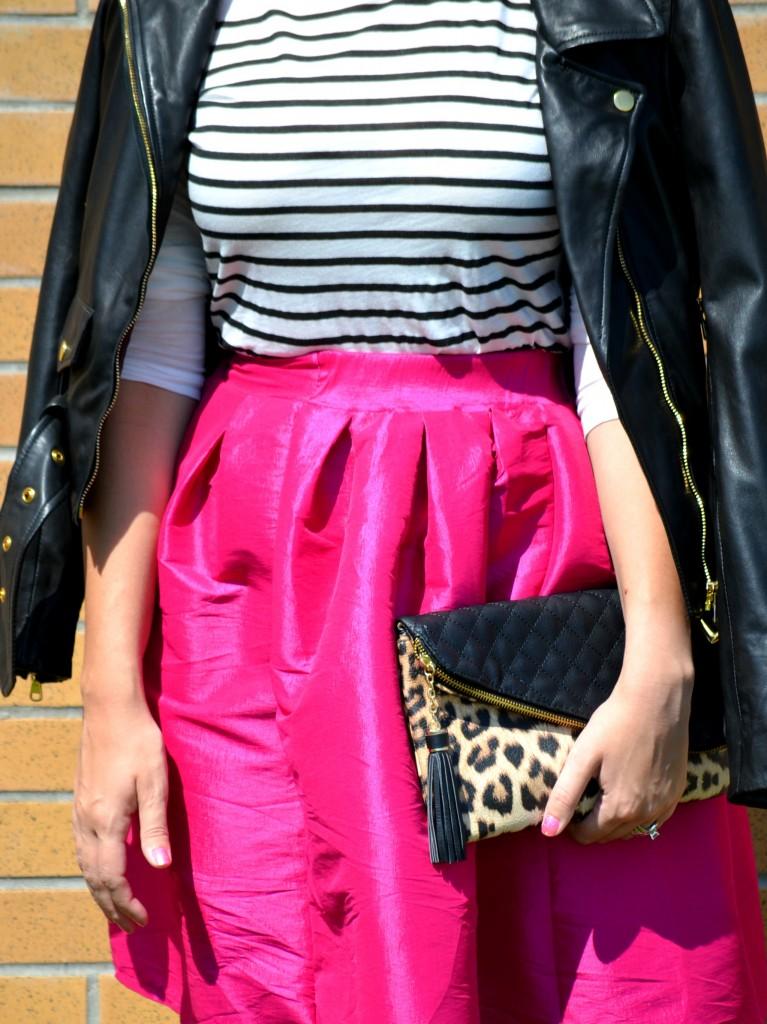 Hot Pink Skirt (9)