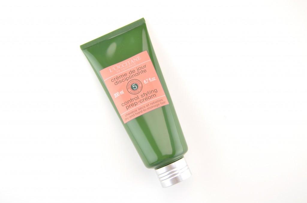 L'Occitane Control Styling Prep-Cream  (2)