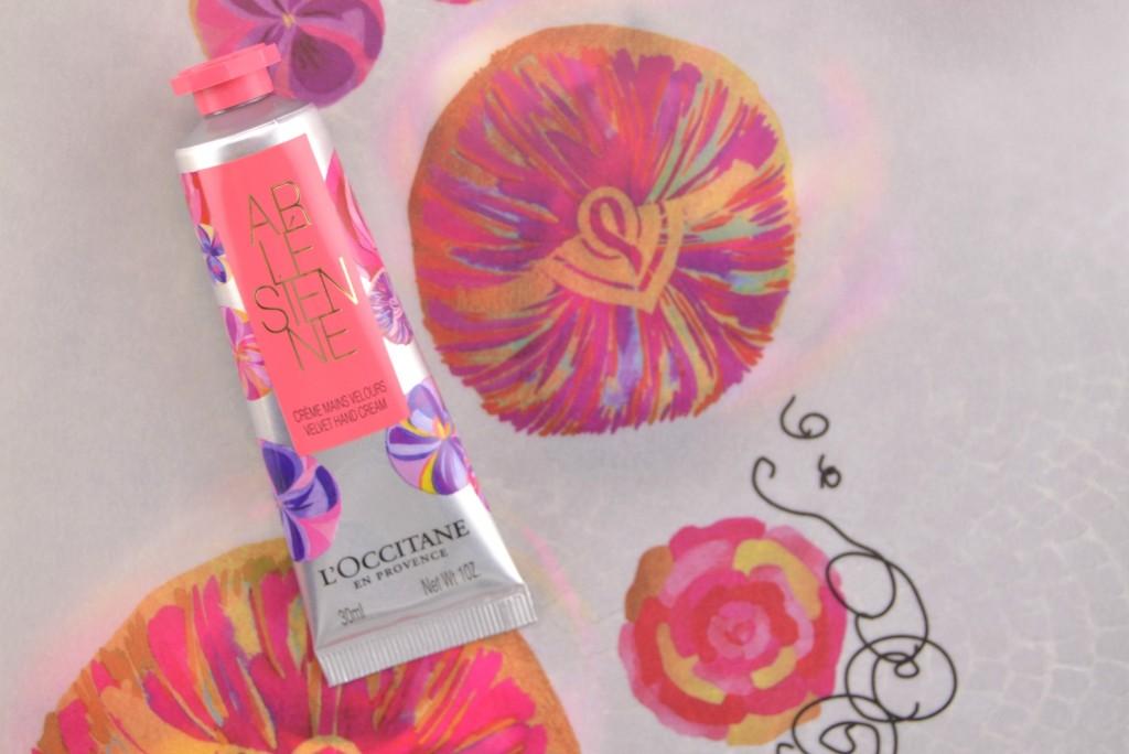 L`Occitane Arlésienne, Velvet Hand Cream, body lotion, hand cream, l'occitane lotion, hydrating, beauty bloggers, canadian makeup blog