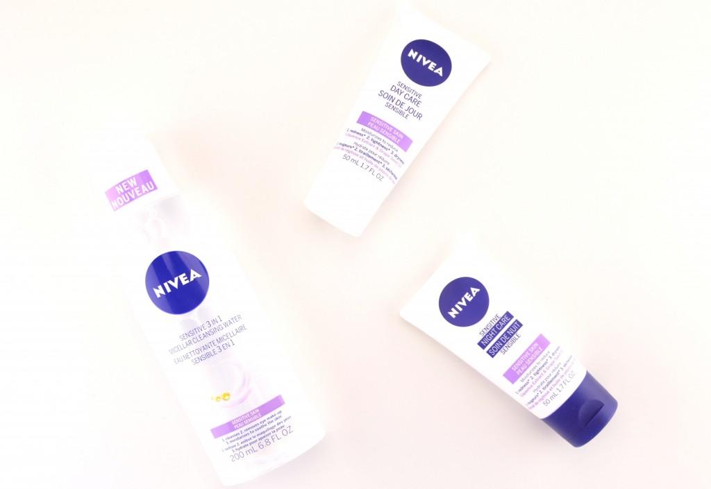 NIVEA Sensitive Face Care Line  (1)