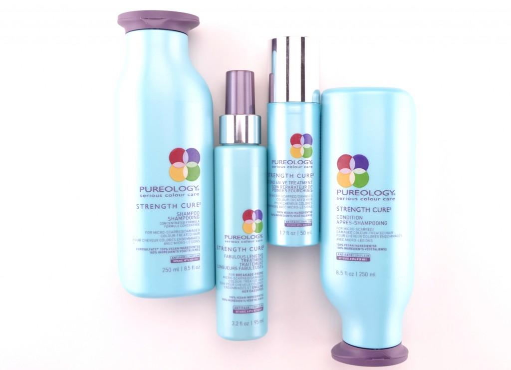 Pureology Strength Cure review, Blogger, Makeup Crimes, Spring Makeup looks, Latest cosmetics trends, makeup tips, Toronto Blog, How to apply, makeup trends, crimes of beauty, beauty blog