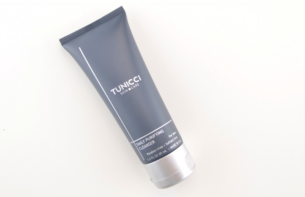 Tunicci, Skin Care, skincare for men, nutritive amino, peptides properties, deeply cleanse, remove dirt and impurities