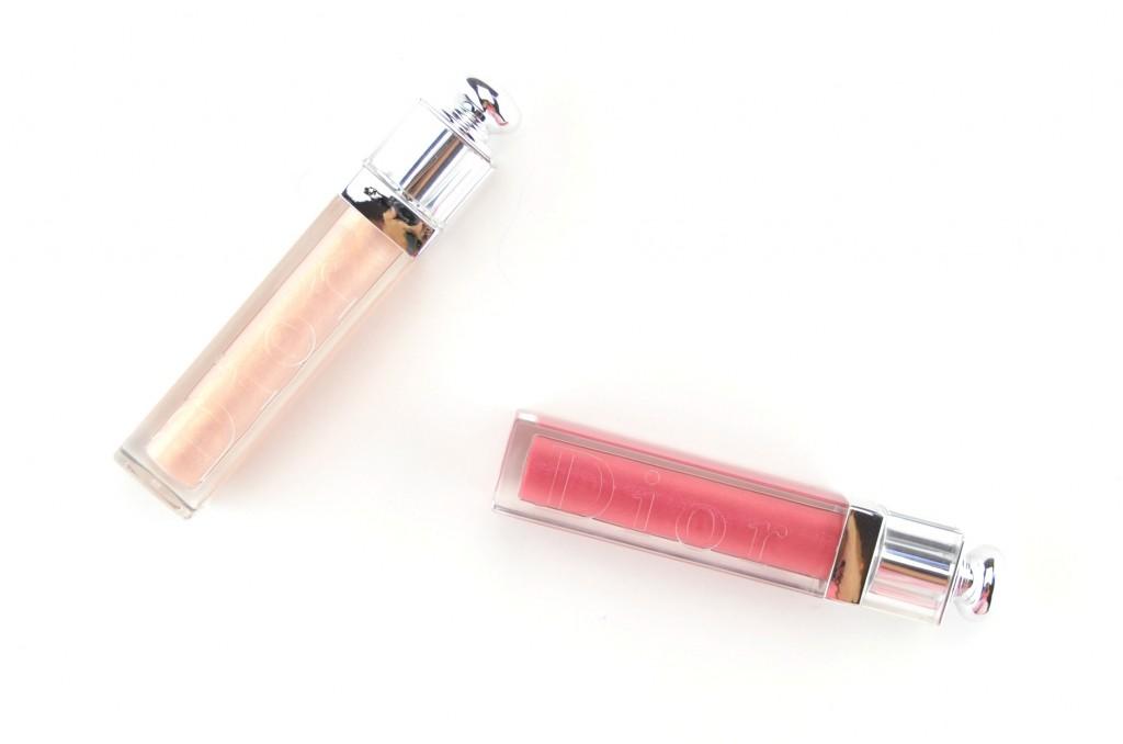 Dior Addict Lip Gloss, Dior Addict Gloss 164 Gold Rain, Dior Addict Gloss Pink Excess