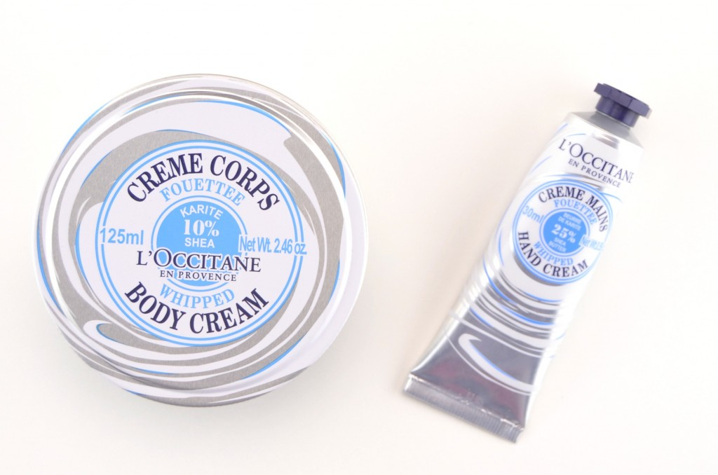 L'Occitane Whipped Shea Butter Body Care Range Review