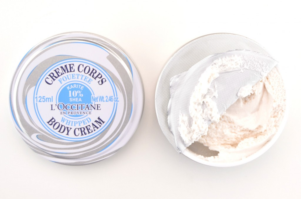 L'Occitane Whipped Body Cream  (2)