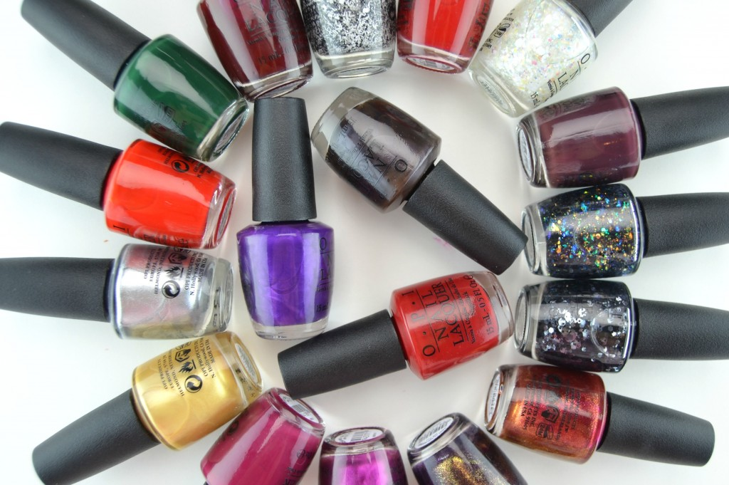 OPI Gwen Stefani Holiday Collection  (2)