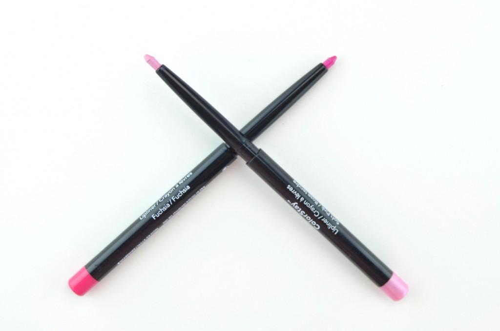Revlon ColorStay Lip Liners, lip liner, revlon lip liner, colorstay, beauty blogger, canadian blog, canadian bloggers