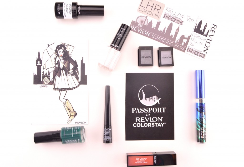 Jet Set into fall with Revlon Giveaway