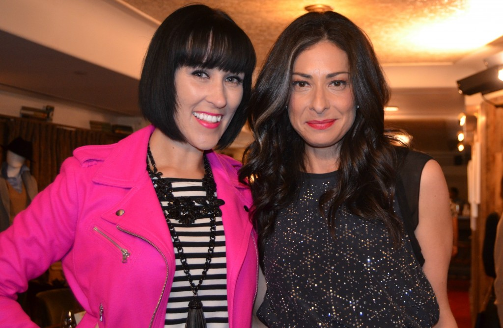 Stacy London, Excel, Excel Gum, What Not To Wear, stylish, style, celeb, pink jacket