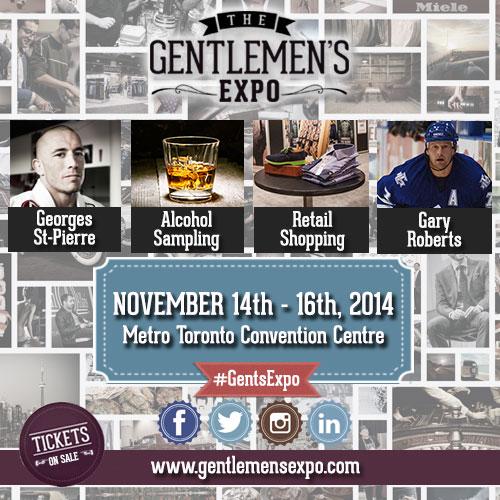 The Gentlemen's Expo Giveaway