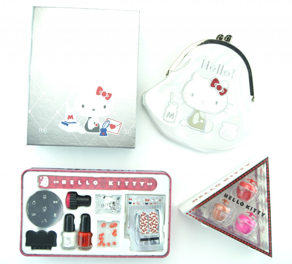 Hello Kitty 40th Anniversary Collection at Sephora